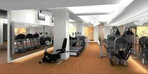 Upper East Side Fitness Center, 1