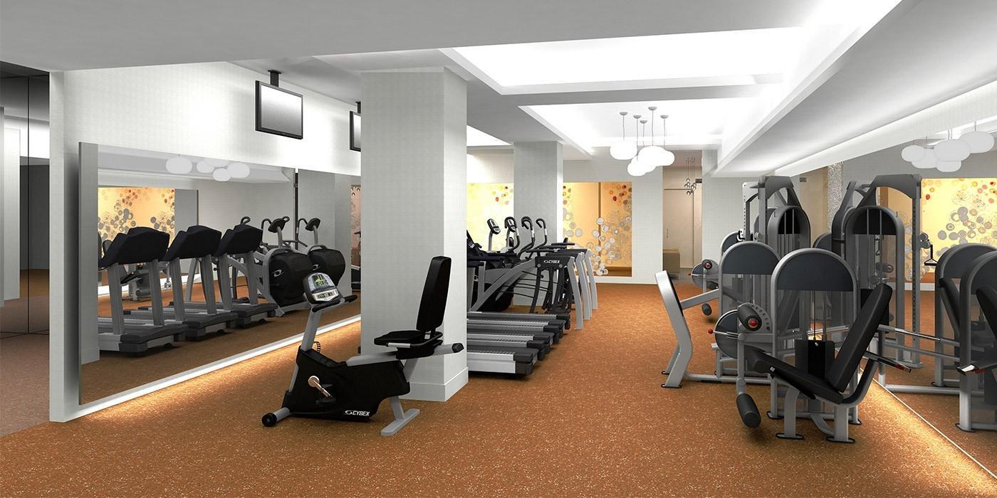 Upper East Side Fitness Center, 1