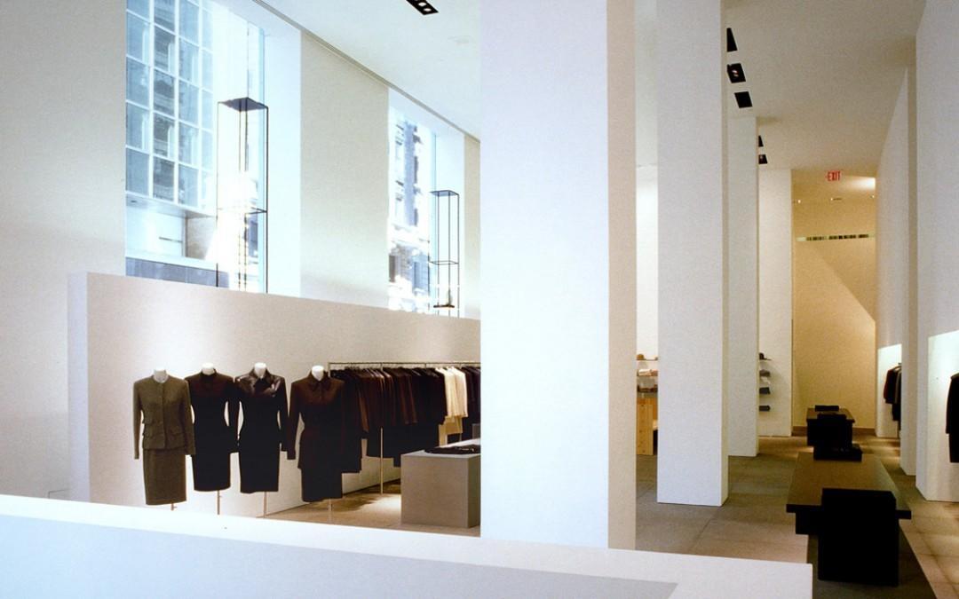 Calvin Klein Madison Avenue Store