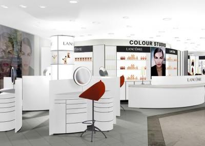 Lancôme Colour Studio Macy's San Francisco