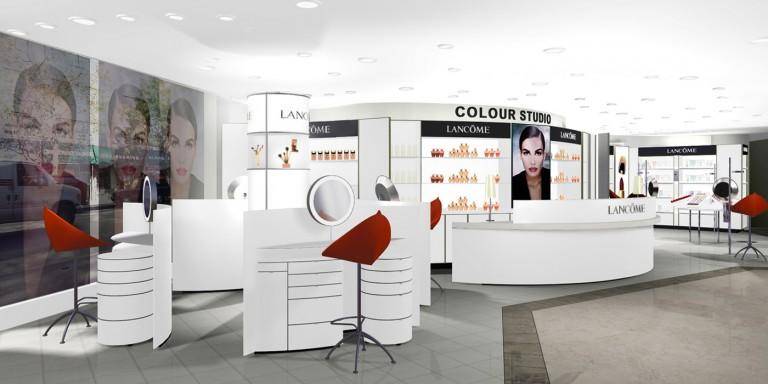 Lancôme Colour Studio Macy's San Francisco