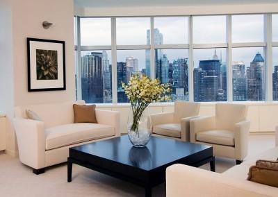 Three Lincoln Center Residence New York NY