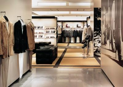 Salvatore Ferragamo New York Men's Store