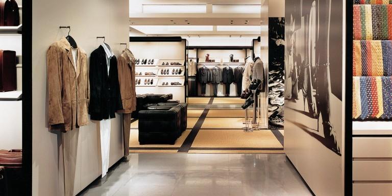 Salvatore Ferragamo New York Men's Store