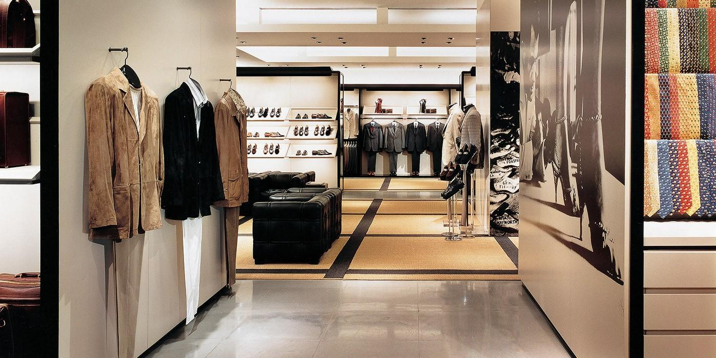 """Salvatore Ferragamo<span class=""""pt_splitter pt_splitter-1""""> New York Men's Store</span>"""