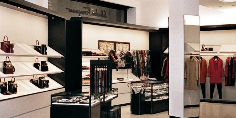 Salvatore Ferragamo Las Vegas Store
