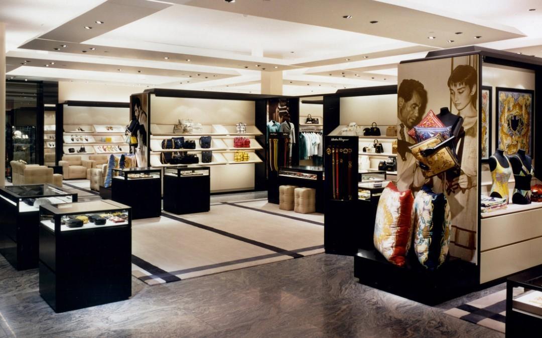 Salvatore Ferragamo South Coast Plaza Store