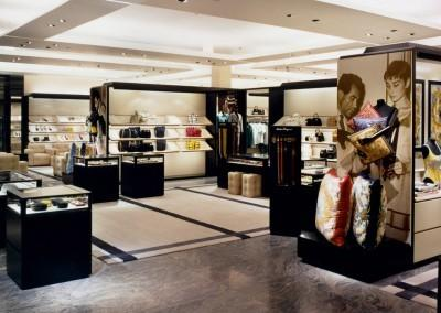 Salvatore Ferragamo South Coast Plaza Store