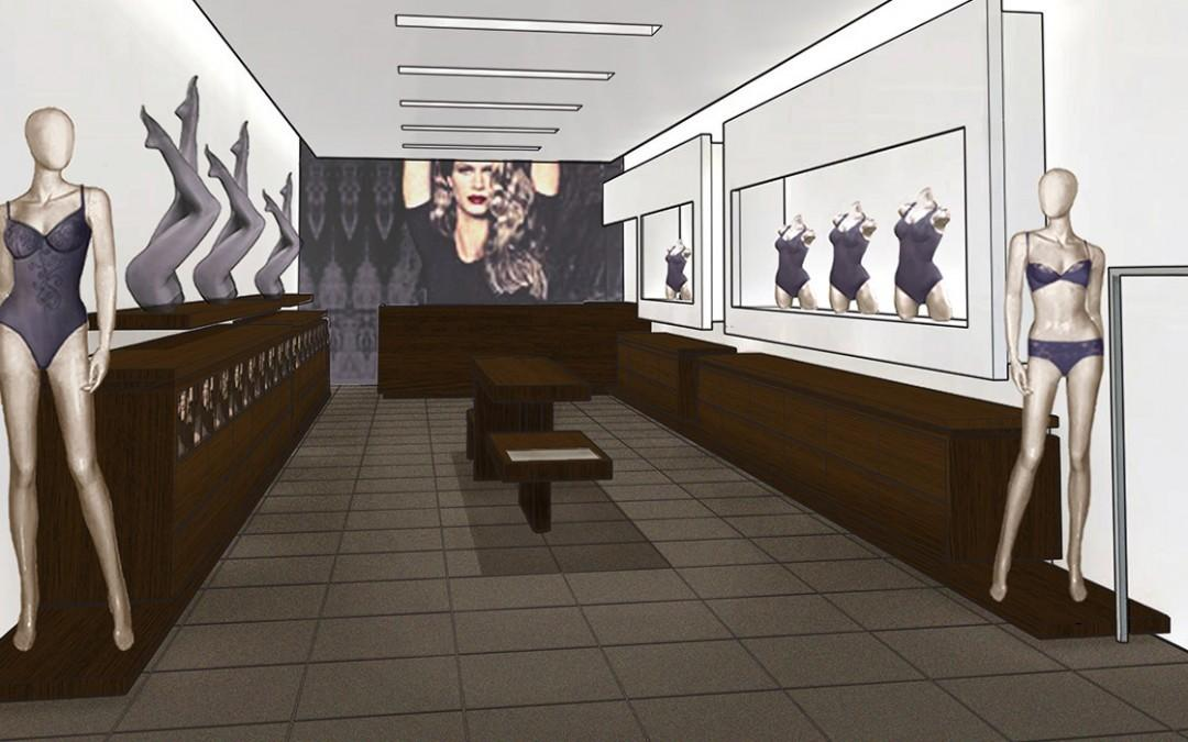 Wolford America Retail Concept