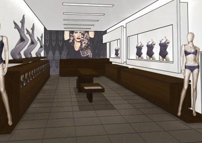 Wolford American Retail Concept