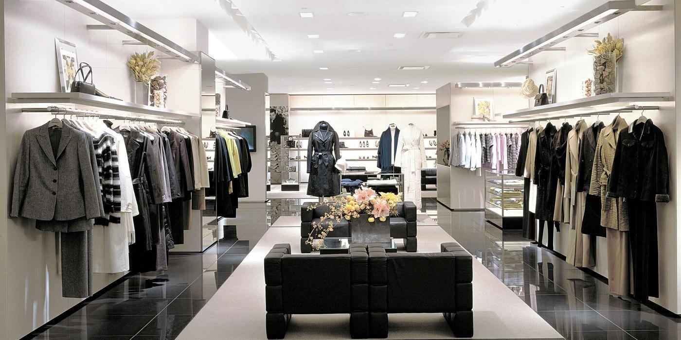 Salvatore Ferragamo San Francisco Store