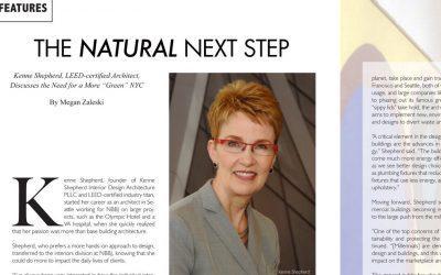 Kenne Shepherd Featured in Mann Report Residential