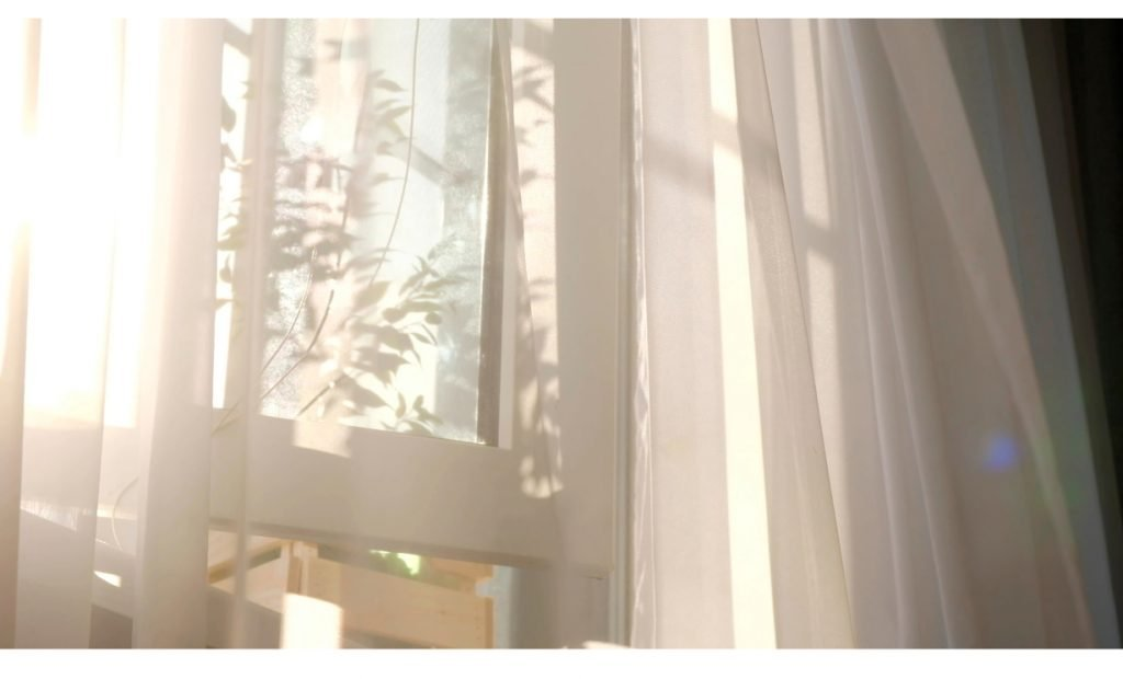 Open Window Bring Fresh Air into a Healthy Home